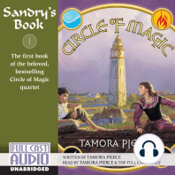 Sandry's Book: The First Book of the Beloved, Bestselling Circle of Magic Quartet