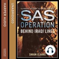 Behind Iraqi Lines (SAS Operation)