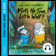 What's the Time, Little Wolf? (Little Wolf and Smellybreff)