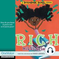 Rich (A Dyamonde Daniel Book)