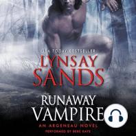 Runaway Vampire