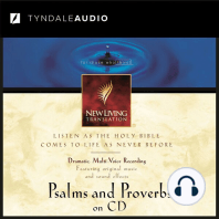 Psalms and Proverbs on CD