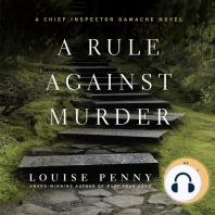 A Rule Against Murder
