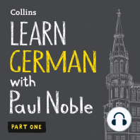 Learn German with Paul Noble: Part One: German Made Easy with Your Personal Language Coach