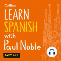 Learn Spanish with Paul Noble