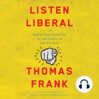 Listen, Liberal