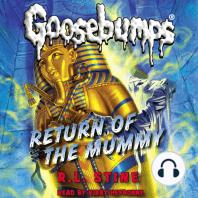 Classic Goosebumps #18