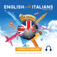 Corso di inglese, English for Italians