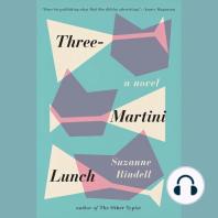 Three-Martini Lunch