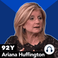 Arianna Huffington with Barbara Walters