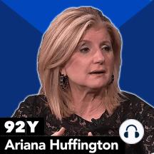 Arianna Huffington with Barbara Walters: Thrive