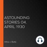Astounding Stories 04, April 1930