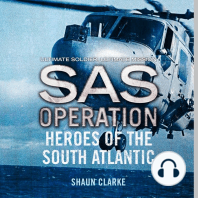 Heroes of the South Atlantic (SAS Operation)