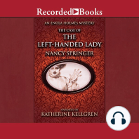 The Case of the Left Handed Lady