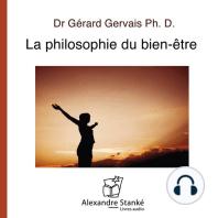 La philosophie du bien-être