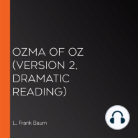 Ozma of Oz (Version 2, dramatic reading)
