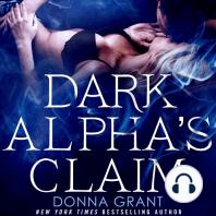Dark Alpha's Claim