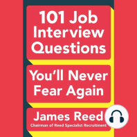 101 Job Interview Questions You'll Never Fear Again