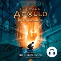 Trials of Apollo, Book 1, The