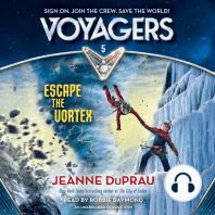 Voyagers, Book 5: Escape the Vortex