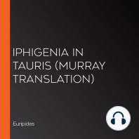 Iphigenia in Tauris (Murray Translation)