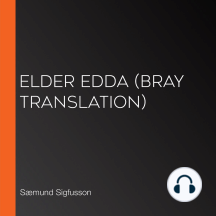 Elder Edda (Bray Translation)