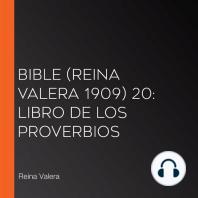 Bible (Reina Valera 1909) 20