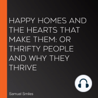 Happy Homes and the Hearts that Make Them