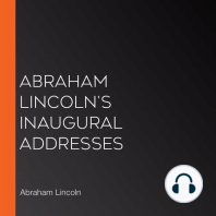 Abraham Lincoln's Inaugural Addresses
