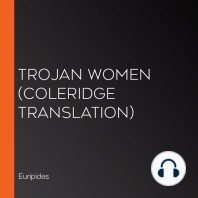Trojan Women (Coleridge Translation)