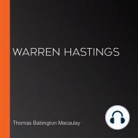 Warren Hastings