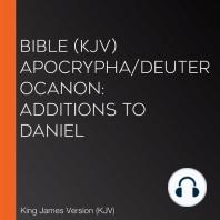 Bible (KJV) Apocrypha/Deuterocanon