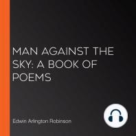 Man Against the Sky