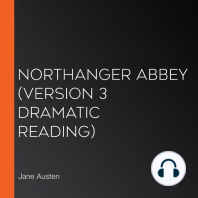 Northanger Abbey (version 3 Dramatic Reading)