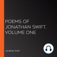 Poems of Jonathan Swift, Volume One