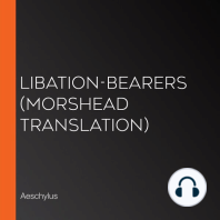 Libation-Bearers (Morshead Translation)