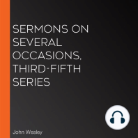 Sermons on Several Occasions, Third-Fifth Series