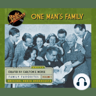 One Man's Family, Vol. 1