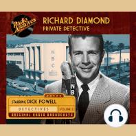 Richard Diamond, Private Detective, Vol. 2