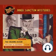 Inner Sanctum Mysteries, Vol. 1