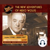 New Adventures of Nero Wolfe