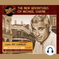 New Adventures of Michael Shayne, Vol. 1
