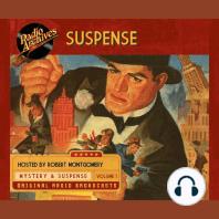 Suspense, Vol. 1: Radio's Theatre of Thrills