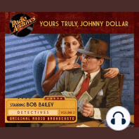 Yours Truly, Johnny Dollar, Volume 2