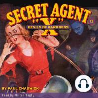 Secret Agent X #13