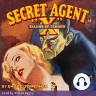 Secret Agent X #14