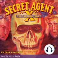 Secret Agent X #1