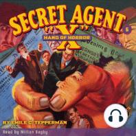 Secret Agent X #6