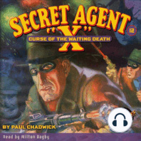 Secret Agent X #12