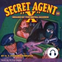 Secret Agent X #22